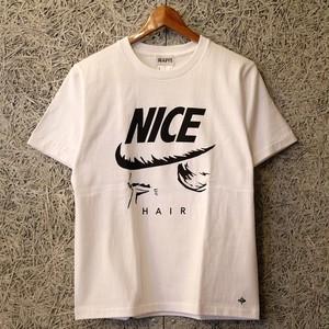 NICE HAIR Tシャツ【HEADYS】