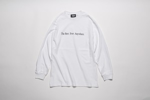 The Best. Ever. Anywhere. L/S TEE