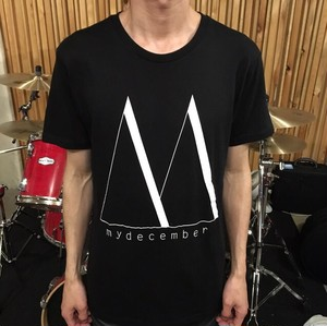 【SALE】M-Logo T-Shirt(ブラック)