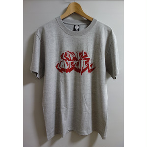 "VERY ""PIECE"" tee GRAY_RED"