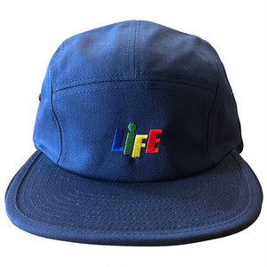 CANDY TYPE-1 LOGO JET CAP / LIFEdsgn