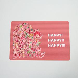 お花ぴあの◎ポストカード