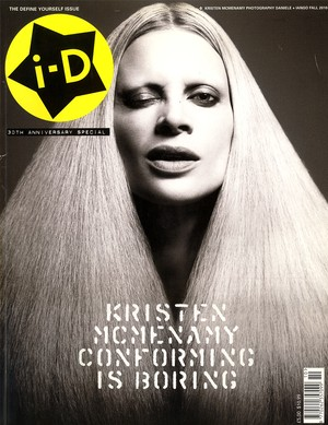 i-D MAGAZINE FALL 2010 30TH ANNIVERSARY SPECIAL THE DEFINE YOURSELF ISSUE 309