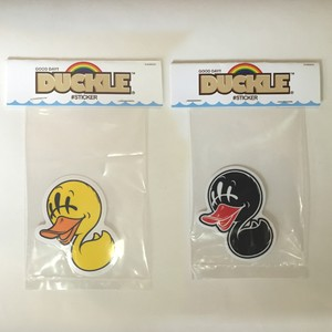"Kazzrock Original""DUCKLE"" Sticker S (LEFT)"