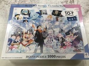 Re:ゼロから始める異世界生活 ジグソーパズル 【Memory Snow】 1000T-127 / エンスカイ
