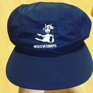 """""""Embroidery Nylon Cap""""刺繍ナイロンキャップ 【MUGWUMPS】"""
