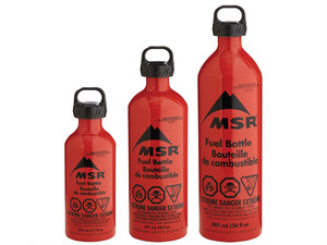 MSR®  燃料ボトル 30OZ  LIQUID FUEL STOVES ACCESSORIES