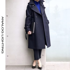 Trench Coat/NAVY