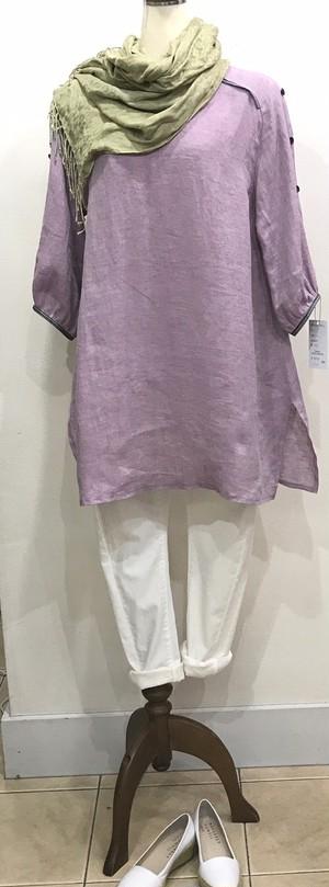 kawamura 双子織チュニック