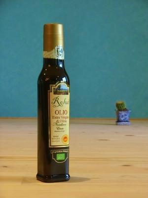 新油到着! イタリア産エキストラバージン・オリーブオイル『Rolui ロルイ ノッチェラーラ・デル・エトネア』 250ml 2018年秋搾油分