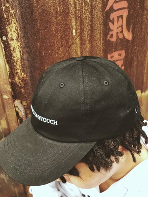 H/SKETCHY/ONETOUCH CAP BLK *数量限定*