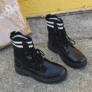 【シューズ】新作秋冬合わせやすいins大人気マーティン靴
