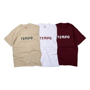 TEMPO / MAIN LOGO S/S