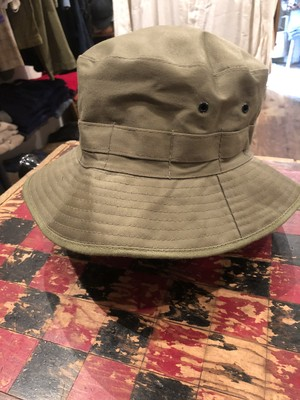Deadstock British cotton safari hat