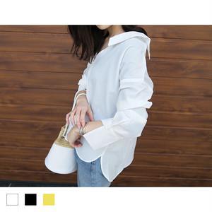 2.23(金)21:00~販売開始スキッパーシャツ|J01001