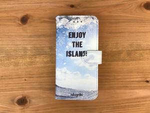iPhoneケース「Enjoy」