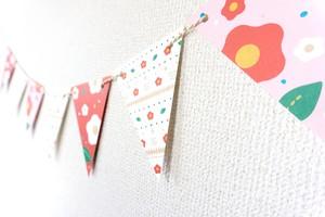 ツバキ / 1月 【 IRODORI 〜歳時記〜 】