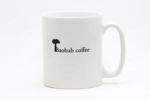 Baobabcoffeeマグカップ Mサイズ