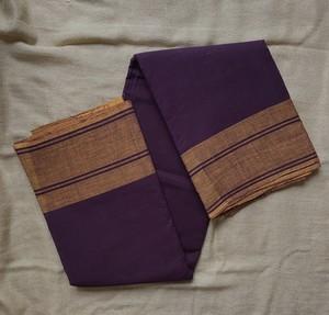 レッスンサリー(紫色)