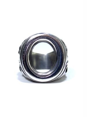 alphabet ring#O(silver925) - アルファベットモチーフ リングO-
