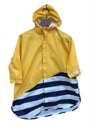 PORD KIDS 110 | Yellow x Border