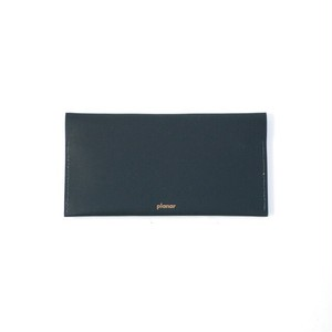 Wallet L -Black Plain-