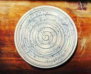 プラチナUzuShio*フラットプレート/大皿