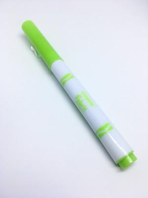 Crayola Fine Line Fabric Marker LimeGreen