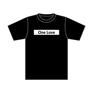 One of one Love Tシャツ