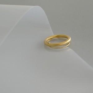 太細金の指飾り