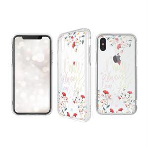 CaseStudi ( ケーススタディ ) iPhone XS / X / XR / XS Max  PRISMART Case 2018 Love 耐衝撃 ケース