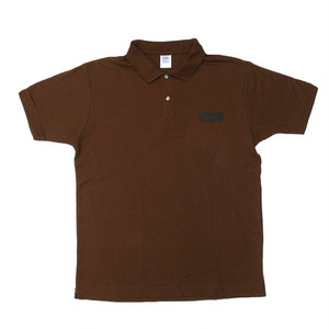 scar /////// BLACKBOX POLO (Brown)