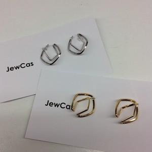 JewCas/ダイヤイヤーカフ