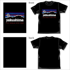 [薩摩Tシャツ] yakushima