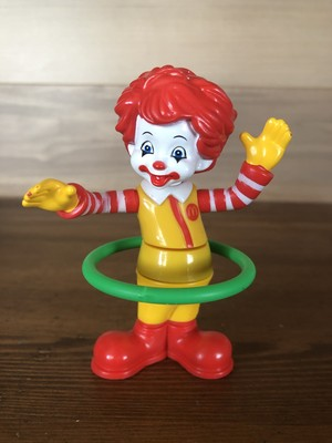 「Baby Ronald」McDonald's  Meal Toy