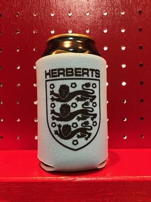 HERBERTS 缶クージー L.BLUE