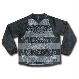 【YBC】Shell Jacket MAORI Black