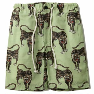 DRESS HIPPY(ドレスヒッピー)/TIGER HAWAIIAN SHORTS (L.GREEN)