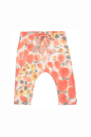 tocoto vintage FLOWER BABY PANTS