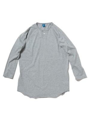 Good On / グッドオンONE BUTTON BASEBALL TEE / ワンボタンベースボールTシャツ