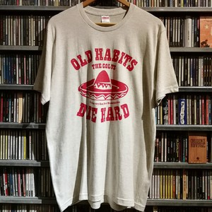 S / S Tシャツ  THE COLTS ソンブレロ ナチュラル