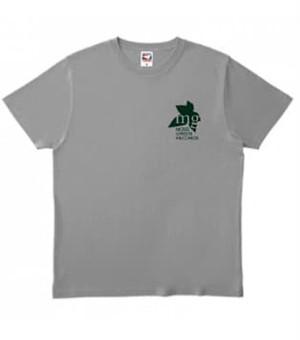 MGR 20周年記念Tシャツ_ヘザーグレー