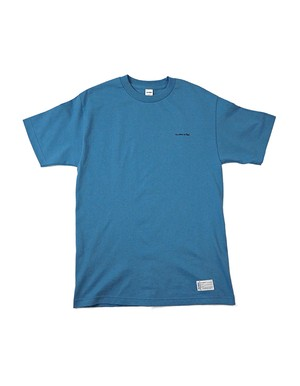 Second Wave Tee / SLATE