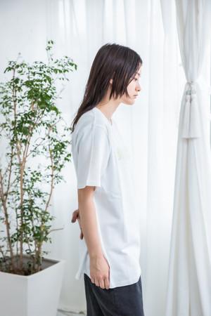 【cielkocka】ホワイトTシャツ
