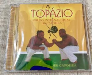 Topázio, Grupo Internacional de Capoeira