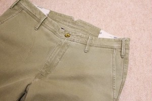 MMX Cotton Stretch Pants