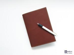 【A5版対応】段差ができないノートカバー