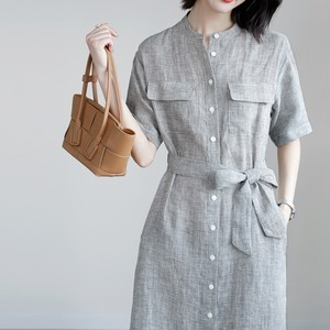 Linen One-piece T708
