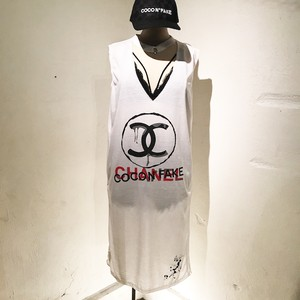 COCO N° FAKE One-Piece / White