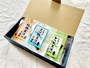 【送料無料対象】川直燻製茶漬けセット